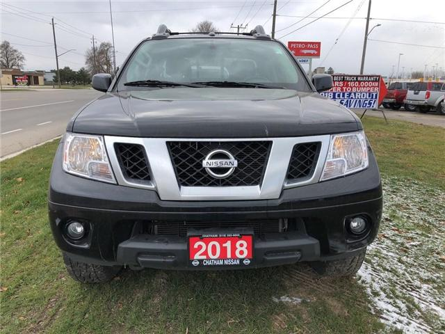 2018 Nissan Frontier  (Stk: 1N378A) in Chatham - Image 2 of 20
