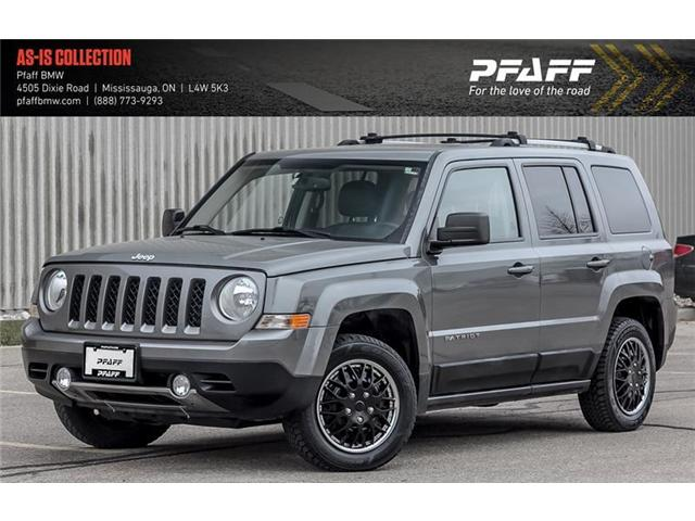 2011 Jeep Patriot Limited (Stk: PL20173A) in Mississauga - Image 1 of 15