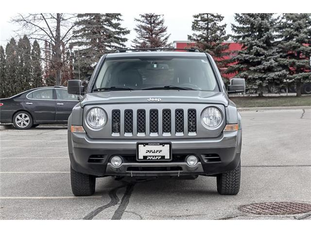 2011 Jeep Patriot Limited (Stk: PL20173A) in Mississauga - Image 2 of 15