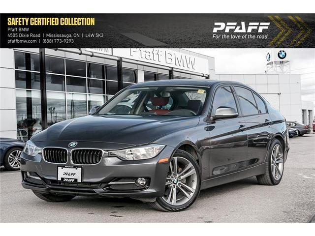 2015 BMW 320i xDrive (Stk: U5196) in Mississauga - Image 1 of 12