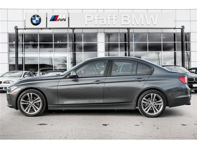 2015 BMW 320i xDrive (Stk: U5196) in Mississauga - Image 2 of 12