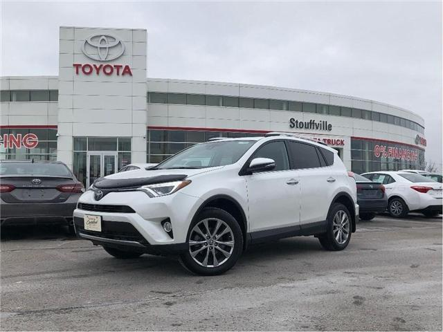 2016 Toyota RAV4 Limited (Stk: P1659) in Whitchurch-Stouffville - Image 1 of 22