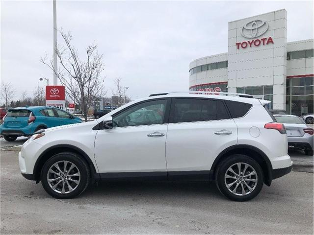 2016 Toyota RAV4 Limited (Stk: P1659) in Whitchurch-Stouffville - Image 2 of 22