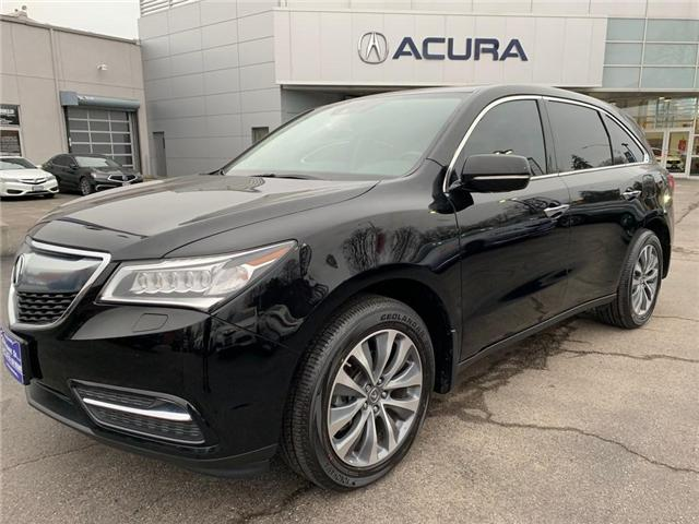 2016 Acura MDX Navigation Package (Stk: 3911) in Burlington - Image 1 of 23