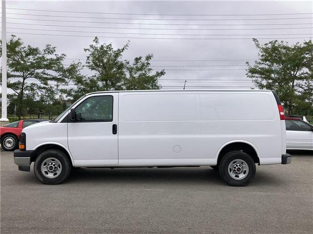 2017 Gmc Savana 3500 Work Van 6 0l V8 Extended Cargo Van At 28995