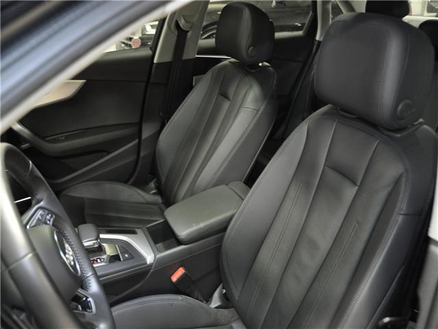 2017 Audi A4 2.0T Technik (Stk: P3006) in Toronto - Image 6 of 7