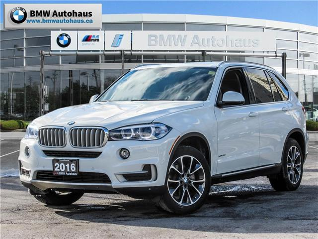 2016 BMW X5 xDrive35i (Stk: P8619) in Thornhill - Image 1 of 22