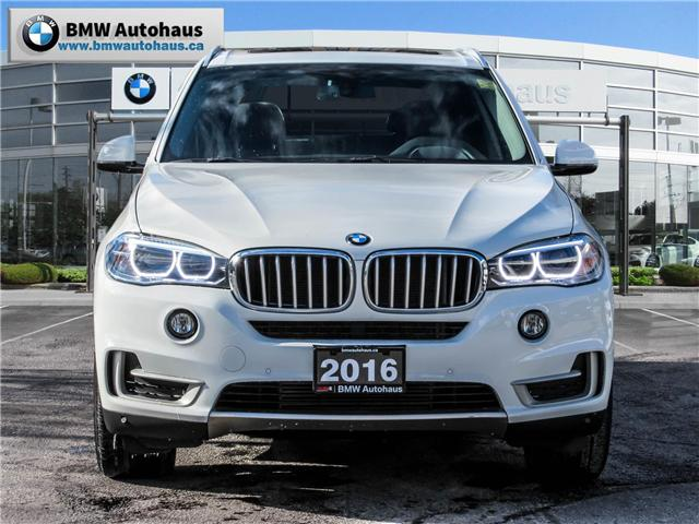 2016 BMW X5 xDrive35i (Stk: P8619) in Thornhill - Image 2 of 22