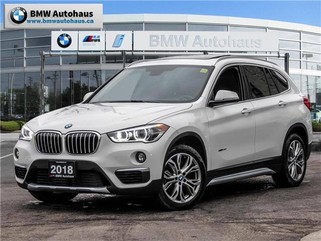 2018 BMW X1 xDrive28i (Stk: P8693) in Thornhill - Image 1 of 25