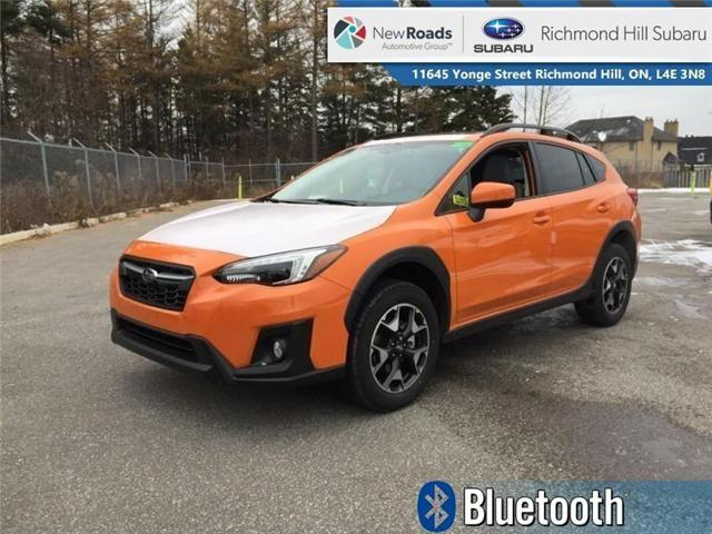 2019 Subaru Crosstrek  Sport CVT w/EyeSight Pkg (Stk: 32313) in RICHMOND HILL - Image 1 of 19