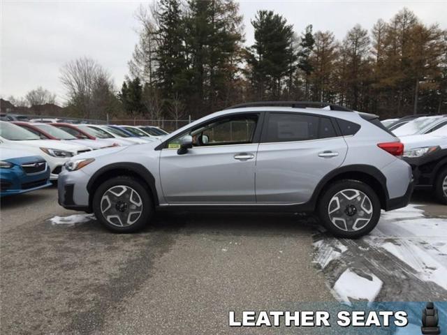 2019 Subaru Crosstrek Limited CVT w/EyeSight Pkg (Stk: 32328) in RICHMOND HILL - Image 2 of 19
