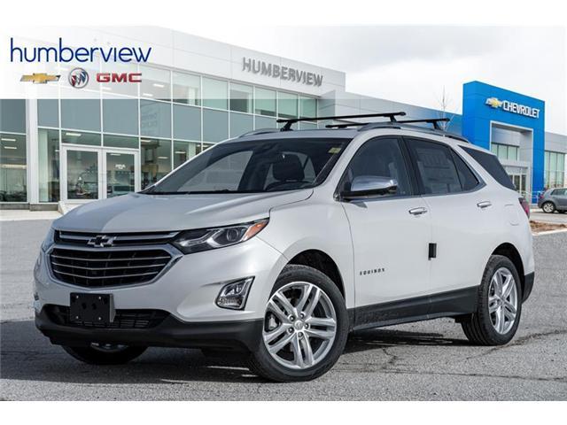 2019 Chevrolet Equinox Premier (Stk: 19EQ104) in Toronto - Image 1 of 22
