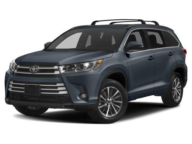 2019 Toyota Highlander XLE (Stk: 9HG235) in Georgetown - Image 1 of 9