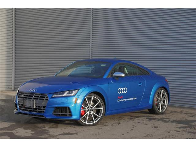2018 Audi TTS 2.0T (Stk: AT1504) in Kitchener - Image 1 of 16
