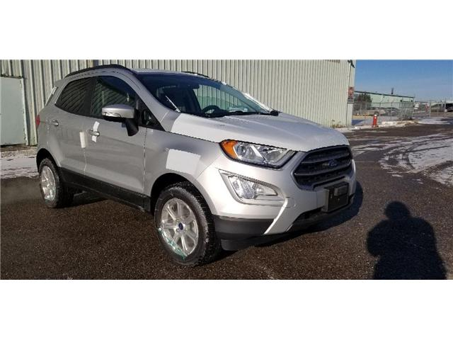 2018 Ford EcoSport SE (Stk: 18SP2583) in Unionville - Image 1 of 22