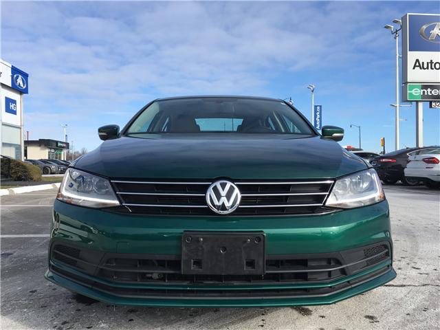 2017 Volkswagen Jetta Wolfsburg Edition (Stk: 17-12270) in Brampton - Image 2 of 26