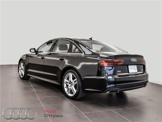 2017 Audi A6 3.0T Technik (Stk: 50519) in Ottawa - Image 4 of 22