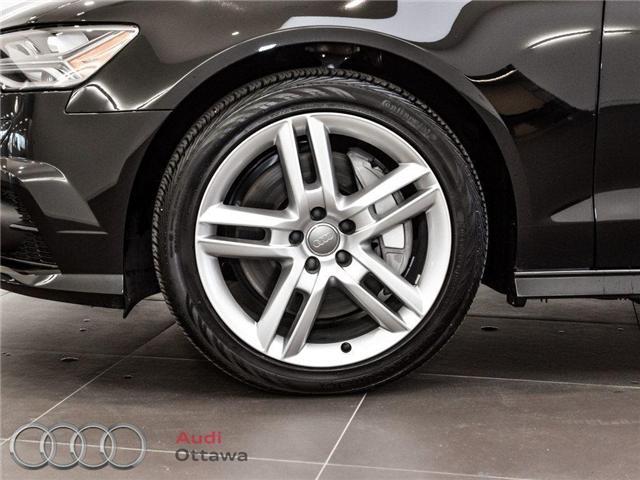 2017 Audi A6 3.0T Technik (Stk: 50519) in Ottawa - Image 10 of 22