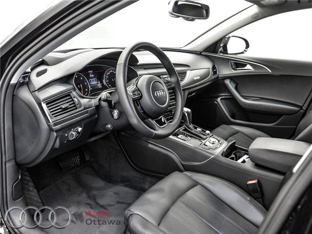 2017 Audi A6 3.0T Technik (Stk: 50519) in Ottawa - Image 13 of 22