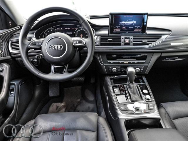 2017 Audi A6 3.0T Technik (Stk: 50519) in Ottawa - Image 16 of 22