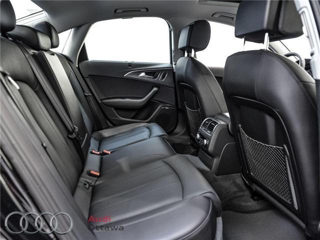 2017 Audi A6 3.0T Technik (Stk: 50519) in Ottawa - Image 17 of 22