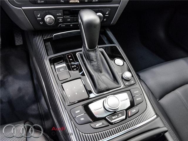 2017 Audi A6 3.0T Technik (Stk: 50519) in Ottawa - Image 18 of 22