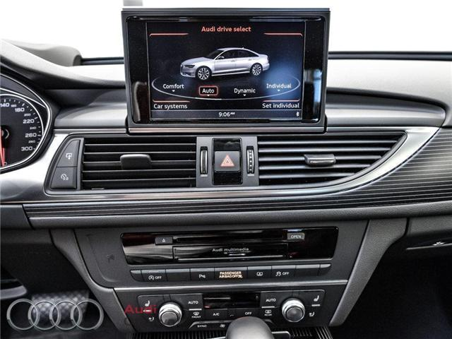 2017 Audi A6 3.0T Technik (Stk: 50519) in Ottawa - Image 19 of 22