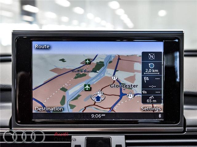 2017 Audi A6 3.0T Technik (Stk: 50519) in Ottawa - Image 20 of 22