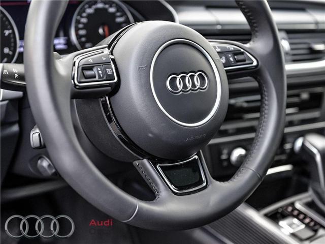 2017 Audi A6 3.0T Technik (Stk: 50519) in Ottawa - Image 22 of 22