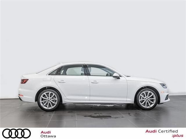 2018 Audi A4 2.0T Progressiv (Stk: 52300A) in Ottawa - Image 2 of 22