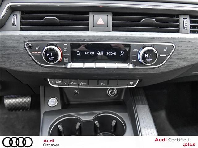 2018 Audi A4 2.0T Progressiv (Stk: 52300A) in Ottawa - Image 21 of 22