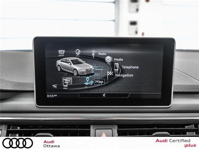 2018 Audi A4 2.0T Progressiv (Stk: 52300A) in Ottawa - Image 22 of 22
