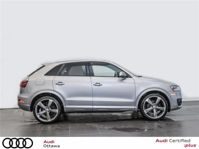 2015 Audi Q3 2.0T Technik (Stk: PA515) in Ottawa - Image 2 of 22