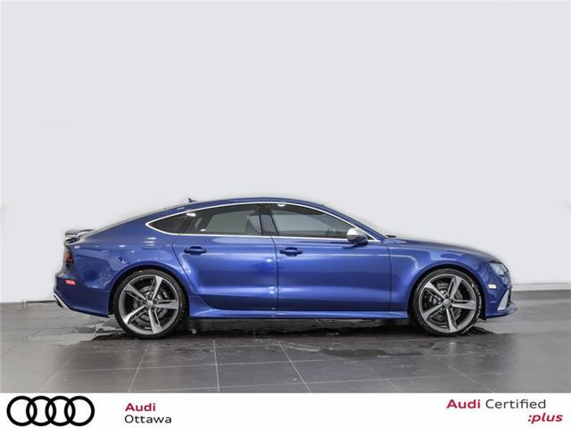 2018 Audi RS 7 4.0T (Stk: PA519A) in Ottawa - Image 2 of 22