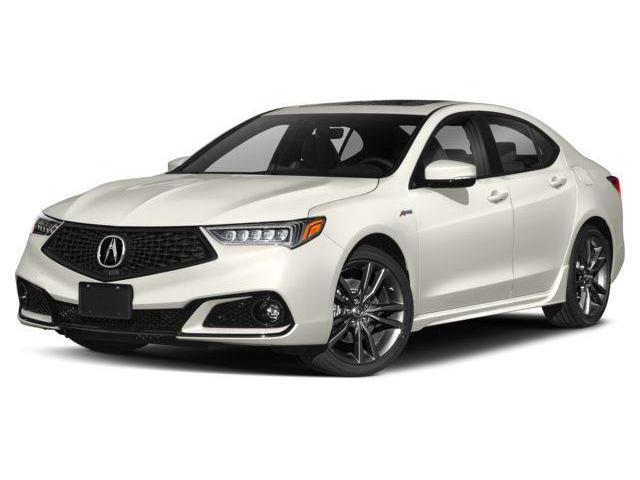 2019 Acura TLX Tech A-Spec (Stk: AT333) in Pickering - Image 1 of 8