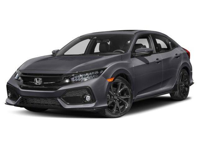 2019 Honda Civic Sport Touring (Stk: U418) in Pickering - Image 1 of 9