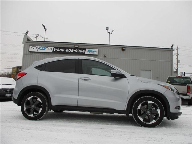 2018 Honda HR-V EX-L (Stk: 181908) in Kingston - Image 2 of 14