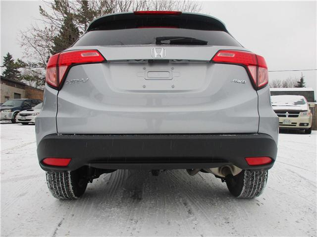 2018 Honda HR-V EX-L (Stk: 181908) in Kingston - Image 4 of 14