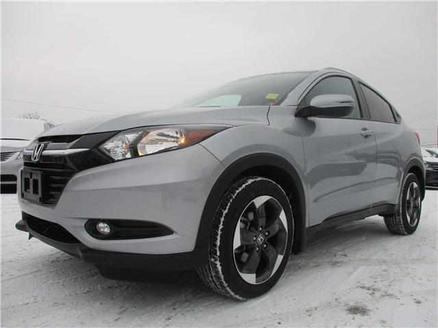 2018 Honda HR-V EX-L (Stk: 181908) in Kingston - Image 7 of 14