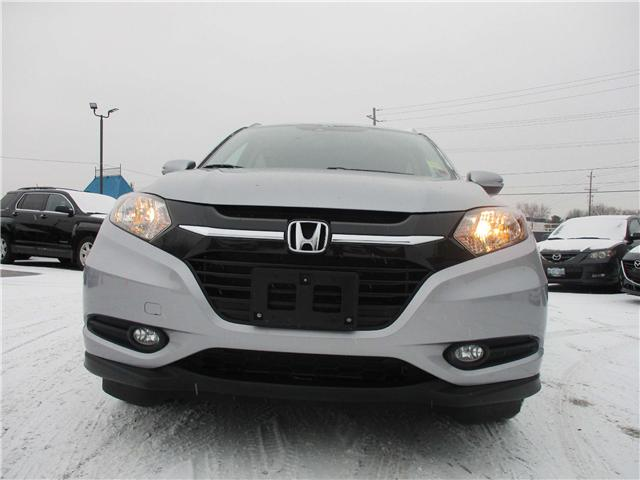 2018 Honda HR-V EX-L (Stk: 181908) in Kingston - Image 8 of 14