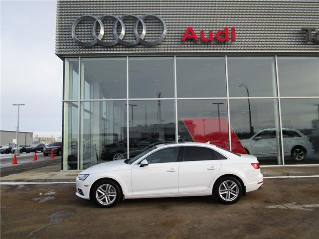 2017 Audi A4 2.0T Komfort (Stk: 1805491) in Regina - Image 2 of 23