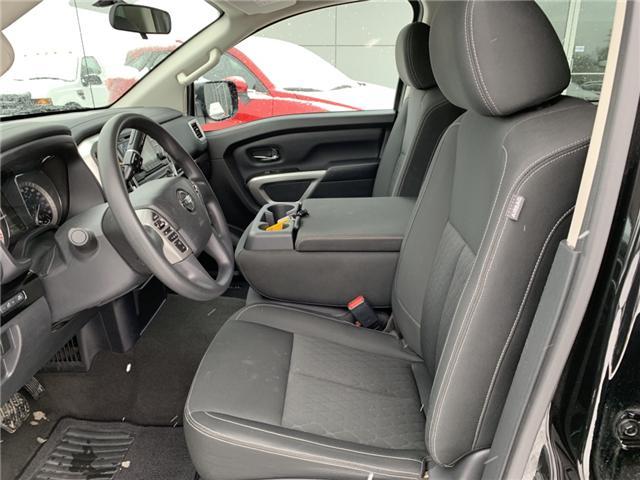 2018 Nissan Titan SV (Stk: 21468) in Pembroke - Image 4 of 9