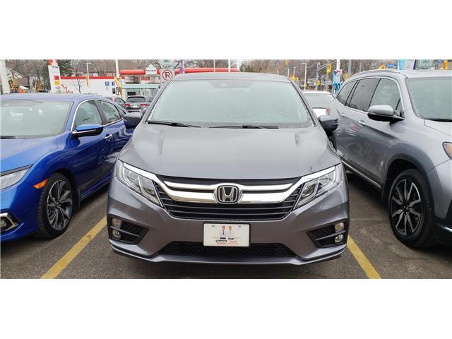 2019 Honda Odyssey EX (Stk: 1900019) in Toronto - Image 1 of 4