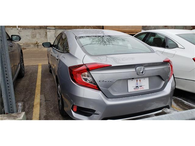 2019 Honda Civic LX (Stk: 1900223) in Toronto - Image 3 of 4