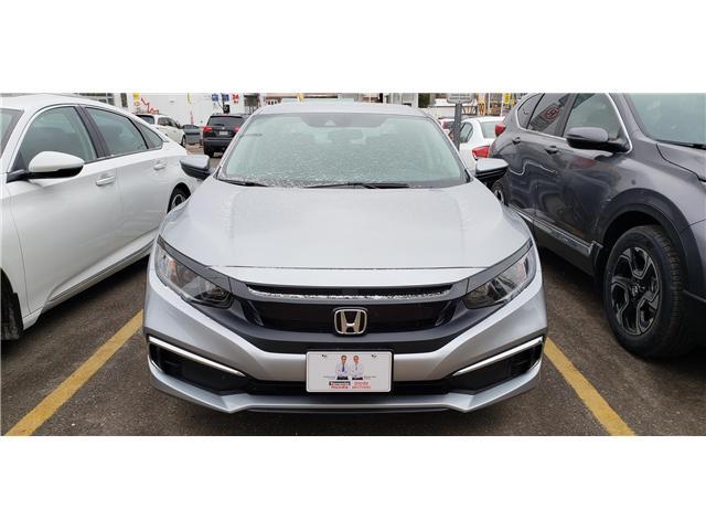 2019 Honda Civic LX (Stk: 1900223) in Toronto - Image 1 of 4