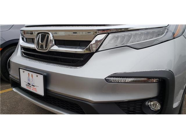 2019 Honda Pilot Touring (Stk: 1900161) in Toronto - Image 2 of 4