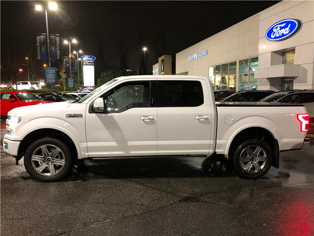 2018 Ford F-150 Lariat (Stk: OP18411) in Vancouver - Image 2 of 24