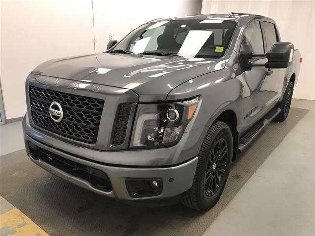 2018 Nissan Titan  (Stk: 201040) in Lethbridge - Image 1 of 26