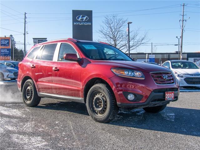 2010 Hyundai Santa Fe GL 2.4 (Stk: R86482A) in Ottawa - Image 1 of 12