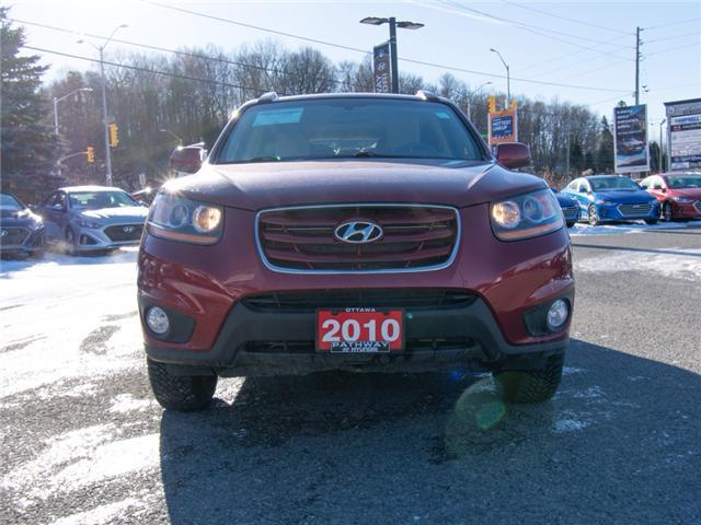 2010 Hyundai Santa Fe GL 2.4 (Stk: R86482A) in Ottawa - Image 2 of 12